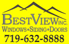 Website for Bestview Windows & Siding