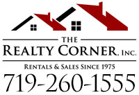 Website for The Realty Corner, Inc.