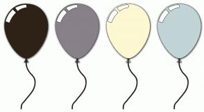 Color Scheme with #2E2216 #888189 #FCF8D2 #C1D4D6