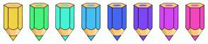 Color Scheme with #F2D245 #47F37D #47F3D4 #47BDF3 #4766F3 #7D47F3 #D447F3 #F347BD