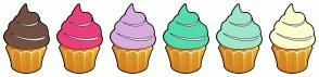 Color Scheme with #745041 #EB3E7C #D9ADDE #51DBAF #9DE7CA #FCFFCE
