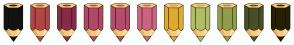 Color Scheme with #131313 #B44545 #862C47 #B04867 #B44C6B #CB6381 #DEAC2D #B1BF64 #919C4D #484F26 #272000