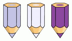 Color Scheme with #C3C3E5 #F1F0FF #8C489F