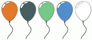 Color Scheme with #E4782A #475E62 #77C888 #528DCD #FFFFFF