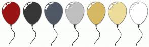 Color Scheme with #991414 #373737 #4F5864 #C0C0C0 #D7B963 #ECDD9A #FFFFFF
