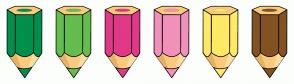 Color Scheme with #00904B #64BD4F #E13987 #F191BA #FEEA65 #835322