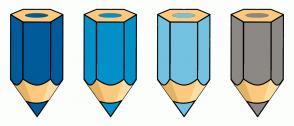 Color Scheme with #005B9A #0191C8 #74C2E1 #8C8984