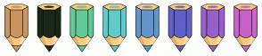 Color Scheme with #C99561 #192819 #61CA96 #61CACA #6196CA #6161CA #9661CA #CA61CA