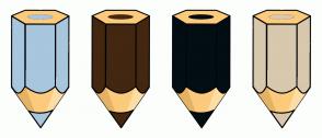 Color Scheme with #A8C6DD #432711 #020E13 #D8C8AD