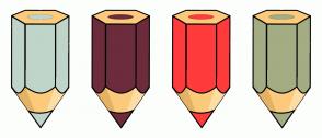 Color Scheme with #BFD5C9 #6C2C3C #FF3B3C #A4AC84