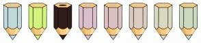 Color Scheme with #BFD9DA #D2F47D #2F1E19 #DABFCC #DAC0BF #DACDBF #D9DABF #CCDABF