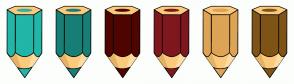 Color Scheme with #21B6A8 #177F75 #4F0500 #7F171F #DDA456 #7F5417