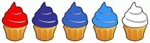 Color Scheme with #FB0000 #333399 #3366CC #3399FF #FFFFFF