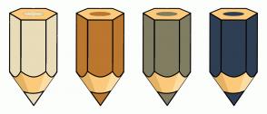 Color Scheme with #E9DCB9 #BB772E #817D62 #2E3F53