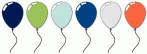 Color Scheme with #001952 #BCD68F #E4F2F0 #004085 #F1F1F3 #FC8C73