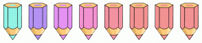 Color Scheme with #92F3E5 #B492F3 #E592F3 #F392D1 #F392A1 #F39292 #F39292 #F39292
