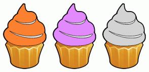 Color Scheme with #FB8130 #E28AFD #D3D3D3