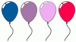 Color Scheme with #005B9A #A676A8 #EFAEF2 #FC004C