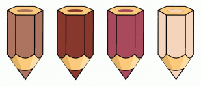 Color Scheme with #AD7460 #88382D #A84A5C #F5D5BC
