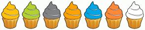 Color Scheme with #FFC20E #B2D234 #818285 #FEA304 #02A6E4 #FF8938 #FFFFFF