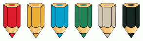 Color Scheme with #DD1E2F #EBB035 #06A2CB #218559 #D0C6B1 #192823