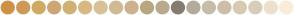 Color Scheme with #CE9146 #CE9959 #D0AA63 #CEA675 #D0B176 #D8B880 #D8C098 #D0BB93 #CEB18E #B9A682 #B9AA8E #847C71 #B5AB9B #C7BCAB #CEBDA8 #D8C9B1 #D8CCBA #ECE0CC #F9EDD7