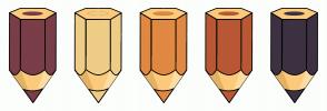 Color Scheme with #7A3E48 #EECD86 #E18942 #B95835 #3D3242