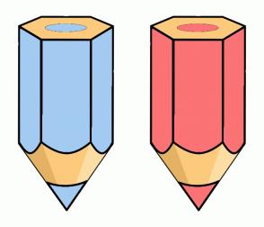 Color Scheme with #A3CBF1 #FB7374