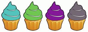 Color Scheme with #52C4BB #6FC752 #851799 #756875