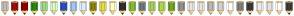 Color Scheme with #C0C0C0 #981010 #8F0000 #258815 #9ADF8F #D4FFCD #2850C1 #9FC7F5 #DBECFF #878314 #E5DB55 #FEFCCB #303030 #82BB36 #6C7987 #A5CF68 #A8D952 #70A62A #8F9094 #E6E6E6 #E5E5E5 #B7B7B7 #D1D1D1 #FEFEFE #818181 #3A3A3C #EBEBEB #E3E3E3 #FCFBFB #3B3B3B
