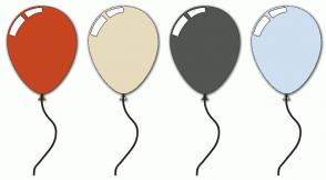 Color Scheme with #C64521 #E7DBBD #525552 #CEDFEF