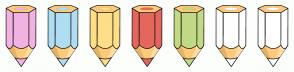 Color Scheme with #F1B2E1 #B1DDF3 #FFDE89 #E3675C #C2D985 #FFFFFF #FFFFFF