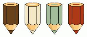 Color Scheme with #69421B #F4E9C7 #A4BD9A #AE3917