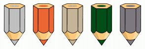 Color Scheme with #C0C0C0 #EC6733 #C6B598 #024E19 #7D797F