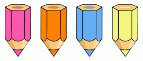 Color Scheme with #FA58AC #FF8000 #66AEF3 #F3F781