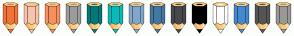 Color Scheme with #F37338 #F9C4AC #F88F5F #9C9C9C #027878 #08BABA #81A8CB #4477A1 #45484D #000000 #FFFFFF #4589CE #555555 #999999