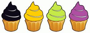 Color Scheme with #0F0B19 #FFCF00 #C5E946 #AF4FA2