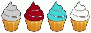 Color Scheme with #CCCCCC #9E0219 #46D4D4 #F9FAF5