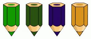 Color Scheme with #129900 #295212 #280763 #D8931D