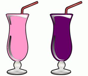 Color Scheme with #FF99CC #660066