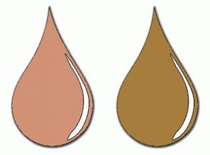Color Scheme with #D19275 #A67D3D
