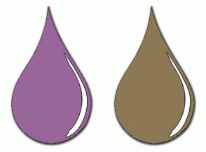 Color Scheme with #996699 #8C7853