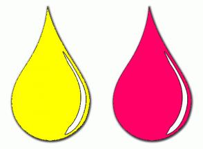 Color Scheme with #FFFF00 #FF0066