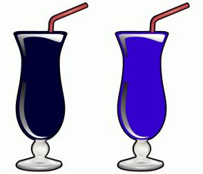 Color Scheme with #000033 #3300CC