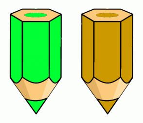 Color Scheme with #00FF33 #CC9900