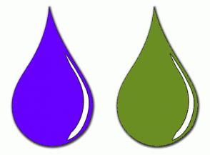Color Scheme with #6600FF #6B8E23