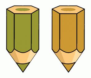 Color Scheme with #999933 #CC9933