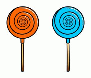 Color Scheme with #FF6600 #00CCFF
