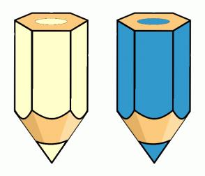 Color Scheme with #FFFFCC #3299CC