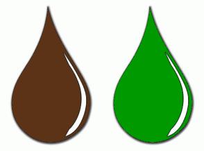 Color Scheme with #5C3317 #009900